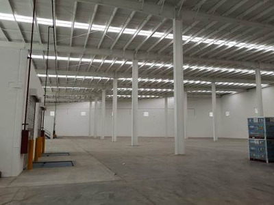 Renta De Bodega Industrial En El Estado De México - Tepotzotlán