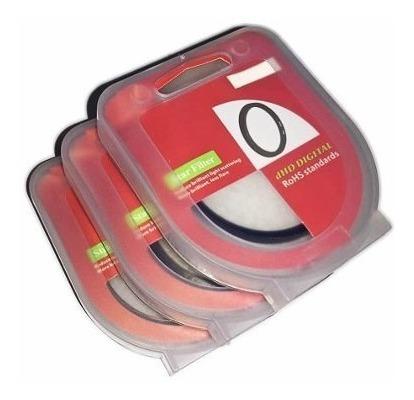 Kit Filtro Estrela 77mm Star Filter 4 6 8 Pontas Lente 77mm