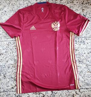 Camisa Da Rússia 2016, Novo