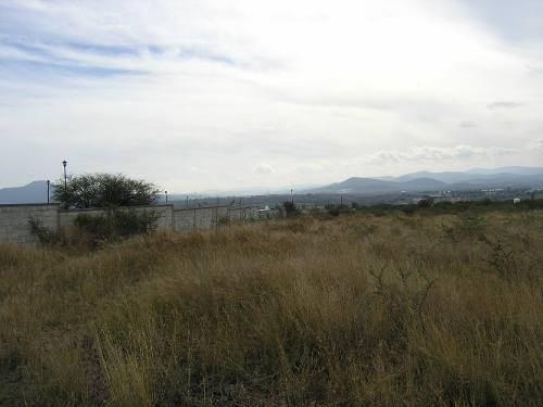Terreno En Venta Por El Progreso Corregidora Qro. 5.1 Has