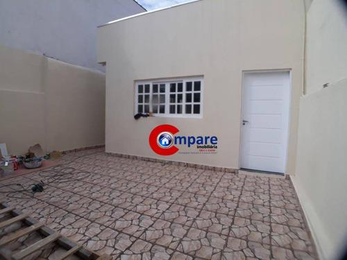 Casa Com 3 Dormitórios À Venda, 130 M² Por R$ 530.000,00 - Parque Edu Chaves - São Paulo/sp - Ca1075
