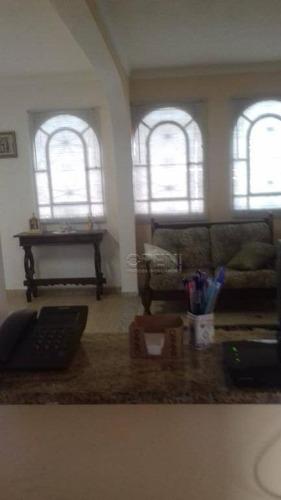 Sobrado Com 3 Dormitórios À Venda, 256 M² Por R$ 695.000,00 - Campestre - Santo André/sp - So1729