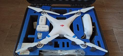 Drone Phantom 2 En Perfecto Estado Con Gymbal Y Valija.
