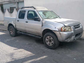 Nissan Frontier Crew Cab Se 4x2 At 2004