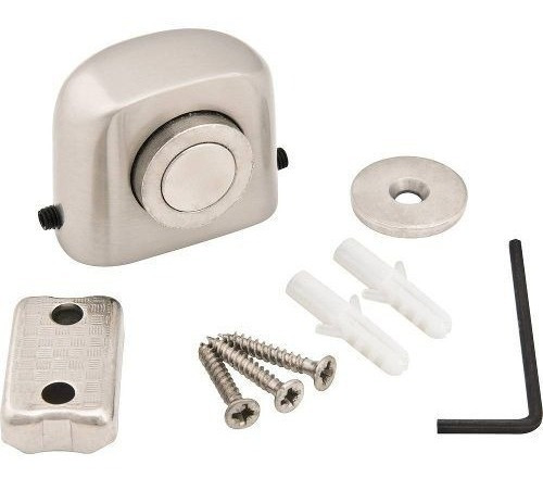 Prendedor Fixador De Porta Magnético Alumínio Vonder Fp500