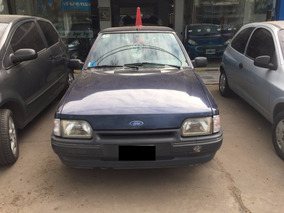Ford Escort 1993 166000km Impecable Unidad Byc Autos
