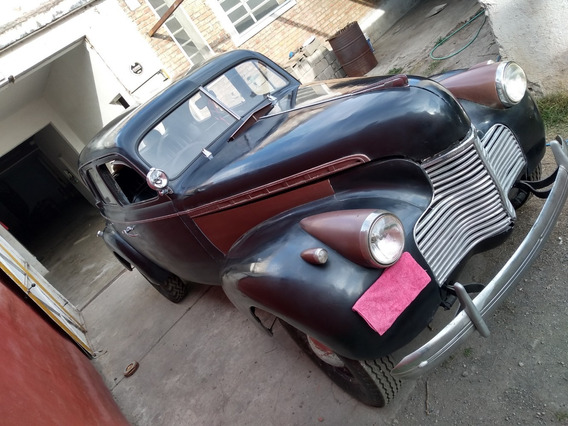 Chevrolet Antiguo 1940