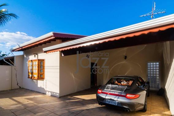 Casa Residencial À Venda, Cidade Universitária, Campinas. - Ca4203
