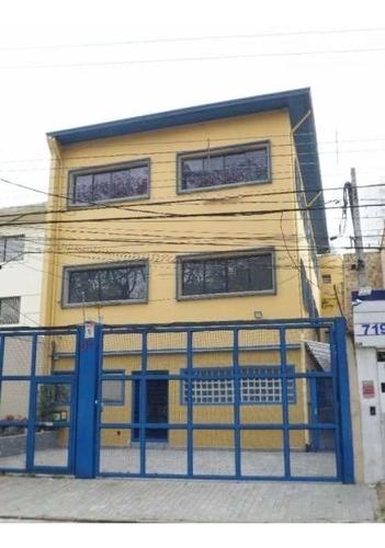 Imagem 1 de 15 de Locação/venda Prédio - Vila Cruzeiro, São Paulo-sp - Rr3708
