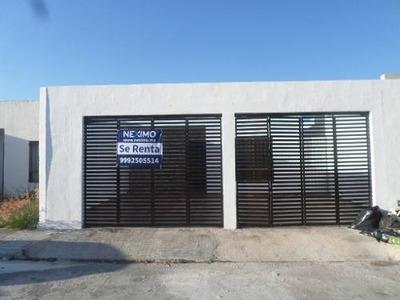 Casa En Renta, Fraccionamiento Las Américas