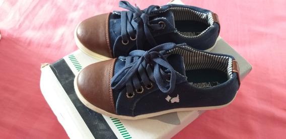 Zapatos Ferrioni Para Niño Tenis Casual