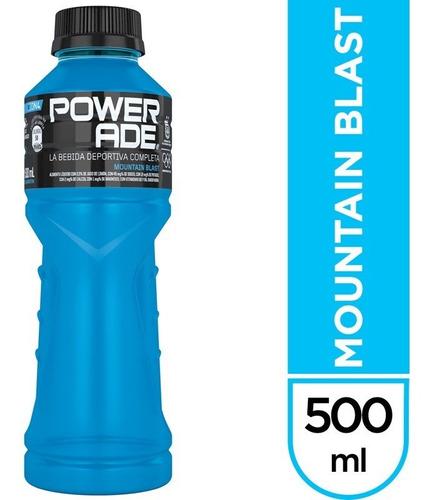 Powerade M. Blast 500cc - Pack X 6 Unidades