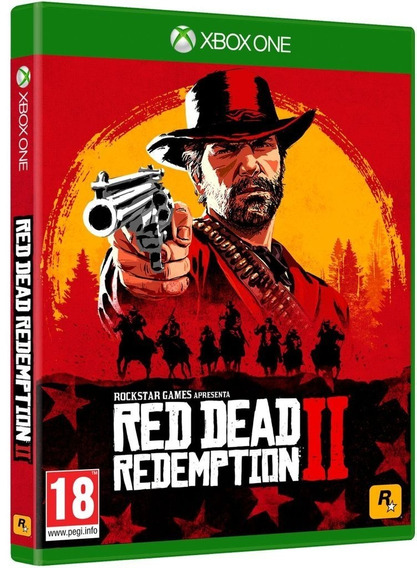 Red Dead Redemption - Mídia Digital Xbox One