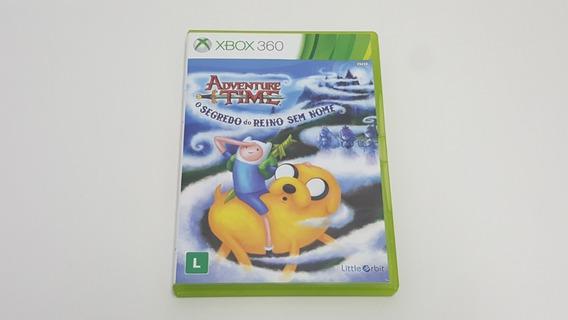 Jogo Adventure Time O Segredo Do Reino Sem Nome - Xbox 360