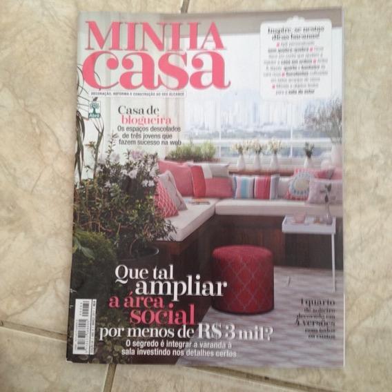 Revista Minha Casa Ed84 Março 2017 Ampliar A Área Social
