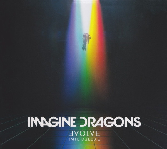 Imagine Dragons Evolve Deluxe Lacrado