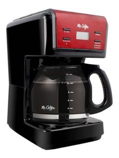 Cafetera Mr. Coffe Programable Para 12 Tazas Remate!!!!!