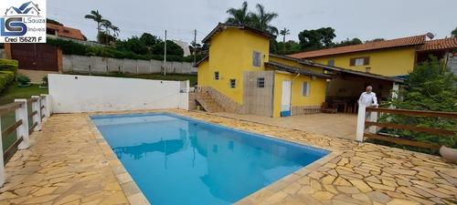 Excelente Chácara Localizada Em Pinhalzinho, Interior De São Paulo; - 1139 - 69211094
