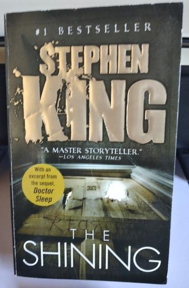 Livro The Shining - Stephen King
