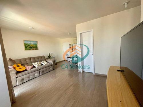 Apartamento Com 3 Dormitórios À Venda, 64 M² Por R$ 340.000,00 - Gopoúva - Guarulhos/sp - Ap0050