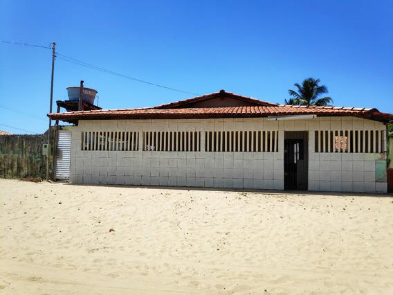 Algodoal Casa 1/4, 1 Banheiro, Cozinha/sala, Quintal