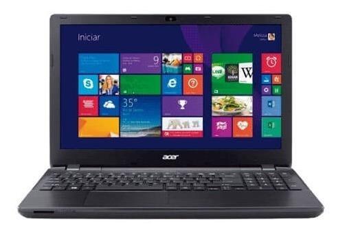 Notebook Acer E5-511 Dual Core 4gb 500gb Windows 15,6