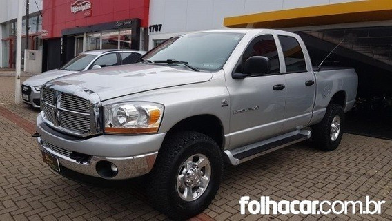 Dodge Ram 5.9 2500 4x4 Cd I6 Turbo Intercooler Diesel 4p