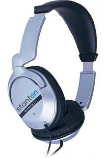 Auricular Profesional Stanton Dj Pro 50 S Vincha Orig Oferta