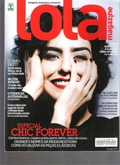Revista Lola Magazine 23 Ed. Abril