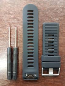 Pulseira De Silicone Quick Fit Garmin Fenix 3/3hr/5x/5x Plus