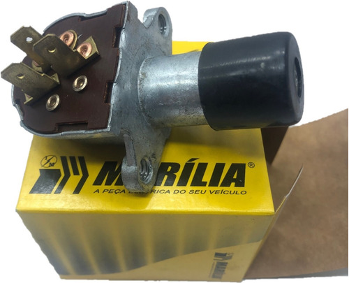Interruptor Pedal Luz Alta Baixa C-10 Veraneio 64 .. D10 C14