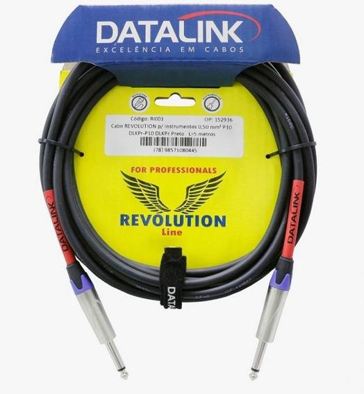 Cabo Para Instrumento Datalink Revolution Ri003 P10 - 5m