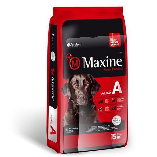 Imagen 1 de 2 de Comida Perro Maxine Adulto 21 Kg + Envío Gratis