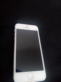 iPhone 5. Capacidad 12 G