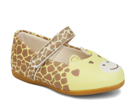 Sapatilha Girafinha