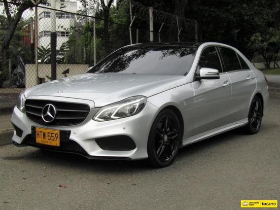 Mercedes-benz Clase E E250 Cgi 2000 Cc At