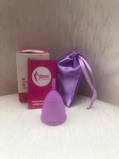 Copa Menstrual Aneer Certificada Bolsa De Viaje Y Caja