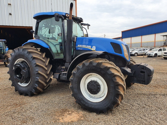 Trator New Holland T7.245 #18629