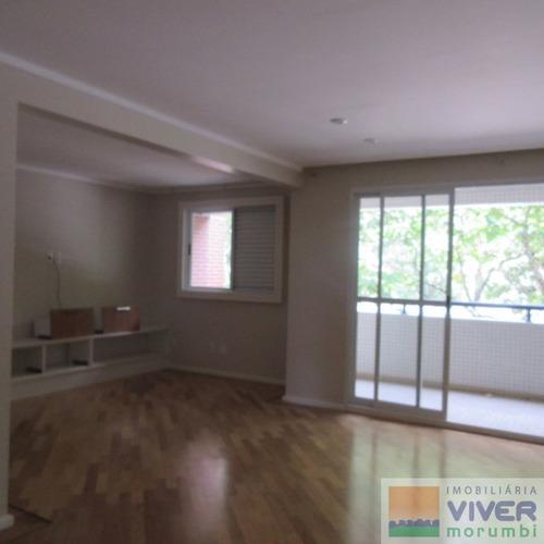 Imagem 1 de 14 de Lindo Apartamento Na Regiao Do Panamby - Nm4928
