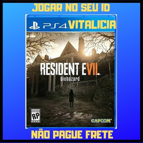 Resident Evil 7 Biohazard Ps4 Resident Evil 7 Play 4