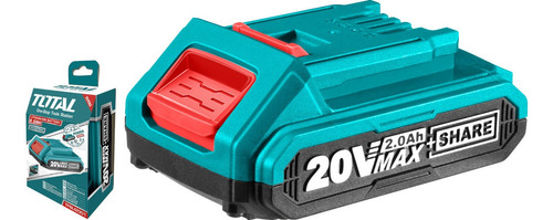 Bateria 20v Ion-litio Total/ 2 Ah/con Indicador Led