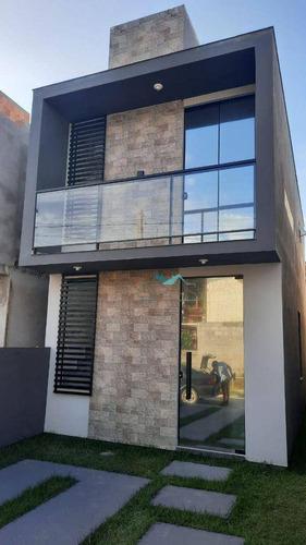 Imagem 1 de 17 de Casa Com 2 Dormitórios À Venda, 74 M² Por R$ 225.000,00 - Ingleses Do Rio Vermelho - Florianópolis/sc - Ca0286