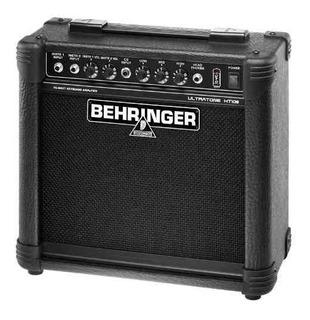Amplificador Combo Para Teclado 2 Canales Behringer Kt108