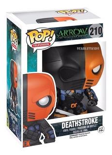 Funko Pop Deathstroke 210 Arrow Original Scarlet Kids