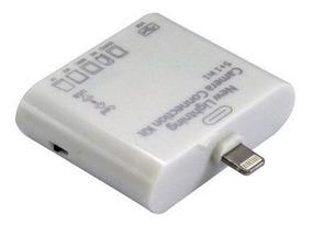 Leitor De Cartoes iPad 4 Air iPad Mini Memoria Sd Microsd