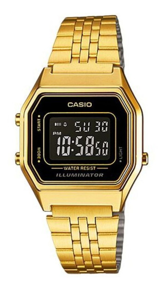 Relógio Casio Vintage La680wga-1bdf C/ Nota Fiscal