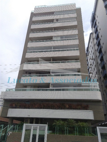 Apartamento Para Venda Canto Do Forte, Praia Grande Sp - Ap01298 - 4902725