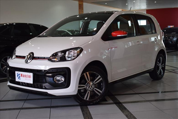 Volkswagen Up Up Pepper 1.0 Tsi Flex 2019 Branco