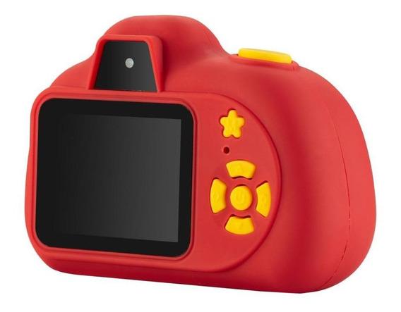 Câmera Infantil, Câmera Digital Com 2 Display Lcd 1080p Hd,