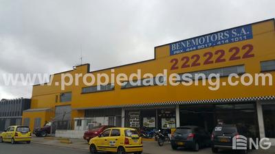 Bodega En Arriendo Montevideo